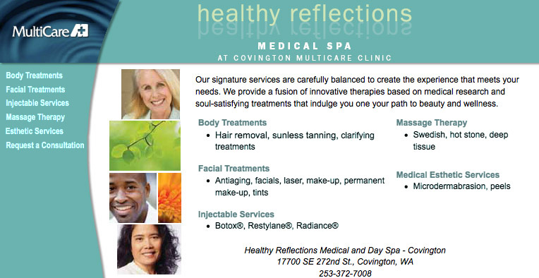 Healthy Reflections